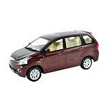 RIMS Toyota New Avanza G [RIM-AU022MM] - Maroon Mica - Die Cast